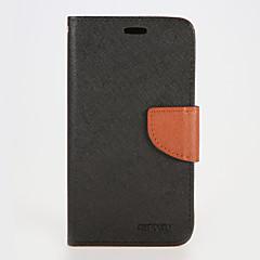 hybride pu leer klepje case [heavy duty] voor de Samsung Galaxy S3 / S4 / S5 / S6 / S6 edge / s6 edge + / S7 / S7 rand