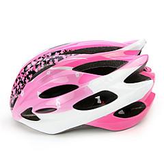 Casque Vélo(Rose clair,PC / EPS)-deFemme-Cyclisme / Cyclisme sur Route / Cyclotourisme Montagne / Route / Sports 14 Aération Taille Unique