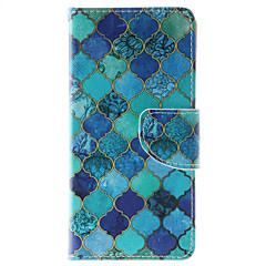 Voor Huawei hoesje / P9 Lite / P8 Lite Portemonnee / Kaarthouder / Schokbestendig / Stofbestendig / met standaard hoesjeVolledige