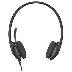 Logitech® H340 Computer Games USB Headset Headphone Microphone