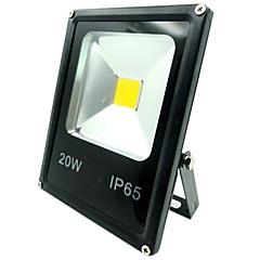20w doprowadziły światła powodzi 1500lm outdoorlight IP65 wodoodporna ciepły / zimny biały kolor projektor do domu (ac85-265v)