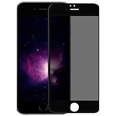 zxd 3d αντι τηλέφωνο peep πλήρη οθόνη προστατευτικό φιλμ για το iPhone 7 μαλακή άκρη φιλμ προστατευτικό οθόνης
