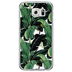 Pentru Samsung Galaxy S7 Edge Ultra subțire / Translucid Maska Carcasă Spate Maska Dale Moale TPU SamsungS7 edge / S7 / S6 edge plus / S6