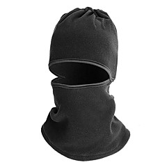 Sport Support Skiing / Climbing / Cycling/Bike / Motorbike / Snowsports /  Warm Polyester Black/Face Mask