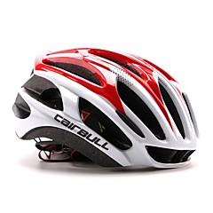 CAIRBULL Kadın's Erkek Unisex Bisiklet Kask 29 Delikler BisikletBisiklete biniciliği Dağ Bisikletçiliği Yol Bisikletçiliği Eğlence