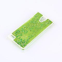 Voor Mi hoesje Stromende vloeistof hoesje Achterkantje hoesje Glitterglans Hard PC XiaomiXiaomi Redmi 2 / Xiaomi Redmi Note 3 / Xiaomi