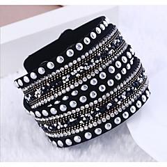 Wrap Bracelets Rhinestone