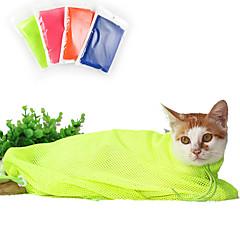 Gato Tranportadoras e Malas / Limpeza Animais de Estimação Transportadores Portátil / Respirável Vermelho / Verde / Azul / Laranja Tecido