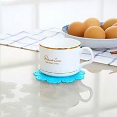 Taustalevy Erikois / Kannettava Varten Päivittäin / Kahvi / Tee 1pcs Silikoni