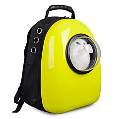Gato / Perro Transportines y Mochilas de Viaje / El astronauta de la cápsula portadora Mascotas PortadoresPortátil / Transpirable /