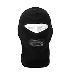 Ski Balaclava Unisex Breathable / Thermal / Warm / Windproof / Comfortable / Detachable Cap Snowboard Polyester / FleeceCamping / Hiking