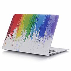 """Heldekkende etuier Plast Tilfelle dekke for 30,5cm 11.6 tommer (ca. 29cm) 13.3 '' 15.4 ''Macbook Pro 15 """" MacBook Air 13 """" MacBook Pro 13"""