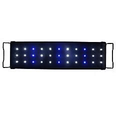 Akvaariot Akvaario Sisustus LED-valaistus Valkoinen Sininen Energiansäästö LED-lamppu 220V