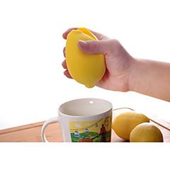 1PCS Creative Kitchen Gadget / Multi-Functies / handig Grip / Beste kwaliteit / Hoge kwaliteit Handpersen Hout / Silicagelhandig Grip /
