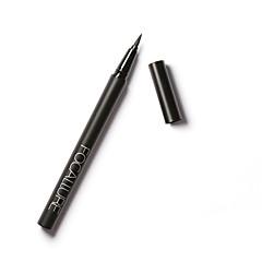 Lápis de Olho Liquido Molhado Longa Duração / Impermeável / Natural / Secagem Rápida Preta Olhos 1 1 Others