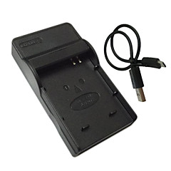 07A Micro USB Mobile Camera Battery Charger for Samsung SLB-07A PL150 ST500 ST550 ST600 ST45 ST50