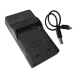 삼성 SLB-07A PL150의 ST500 ST550의 ST600의 ST45의 ST50에 대한 07A 마이크로의 USB 모바일 카메라 배터리 충전기