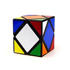 Shengshou® Cube de vitesse lisse skewb Niveau professionnel Cubes magiques Noir Autocollant lisse Feng Anti-pop / ressort réglable ABS