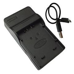 파나소닉 S002 전자 S006 전자 BM7 fz7 FZ8 fz18 FZ28 fz30 fz35 FZ38 FZ50에 대한 S006 마이크로의 USB 모바일 카메라 배터리 충전기