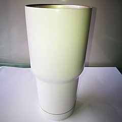 Ποτήρια Κρασιού Κούπες Ταξιδιού 1 Ανοξείδωτο Ατσάλι, - Υψηλή ποιότητα