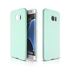 For Samsung Galaxy S7 Edge Case Candy-Colored Matte Ultra Thin TPU Soft Case S7 S6 edge Plus S6 edge S6