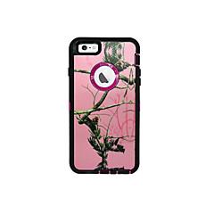Na Etui iPhone 7 / Etui iPhone 7 Plus / Etui iPhone 6 Woda / Dirt / Shock Proof / Z okienkiem / Wzór Kılıf Futerał Kılıf Drzewo Twarde PC