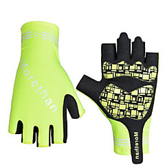 Sports Gloves Unisex Cycling Gloves Autumn/Fall Spring Summer Winter Bike GlovesQuick Dry Anatomic Design Moisture Permeability Wearable