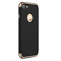 Varten Pinnoitus Etui Takakuori Etui Yksivärinen Kova PC AppleiPhone 7 Plus / iPhone 7 / iPhone 6s Plus/6 Plus / iPhone 6s/6 / iPhone