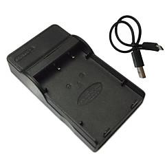 한국 후지 필름 (주) fnp60 fnp120 K5000 k5001 DB-L50 cnp30 D-li12의 D-L17에 대한 fnp60 마이크로의 USB 모바일 카메라 배터리 충전기