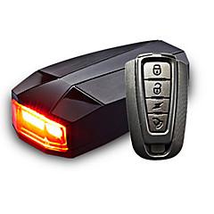 اضواء الدراجة / أضواء نهاية شريط / ضوء الدراجة الخلفي LED - ركوب الدراجة جهاز تحكم / مقاومة الماء / قابلة لإعادة الشحن / كشاف/مستعشر