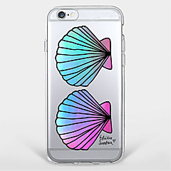 Na Wzór Kılıf Etui na tył Kılıf Płytki Miękkie TPU Apple iPhone 7 Plus / iPhone 7 / iPhone 6s Plus/6 Plus / iPhone 6s/6 / iPhone SE/5s/5