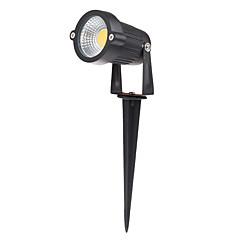 3W IP65 300lm cob trawnik lampy ciepły / chłodny kolor biały wodoodporny LED Spot powodzi żarówkę dla ścieżki ogrodowe staw