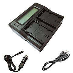 ismartdigi d28s lcd kettős töltő autós töltő kábel Panasonic md10000 DS25 ds27 MX3 MX500 GS15 kamera batterys