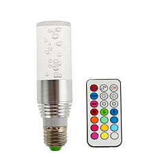 E14 GU10 B22 E26/E27 LED chytré žárovky R39 3 High Power LED 280 lm R GB AC 85-265 V 1 ks
