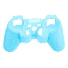 PS3 Controller Nachtleuchtende Schutzhülle Silikon Skin Tasche