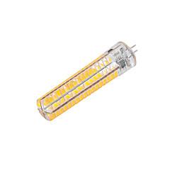 ywxlight® g4 dimmerabile 15W 136 SMD 5730 1200-1400lm caldo / freddo ac bianco 110 / 220v