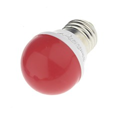 YouOKLight 1PCS Romantic Style E27 3W 250lm 6-SMD 2835 LED  Red /Blue/Green/Yellow Holiday Light Bulb 220V