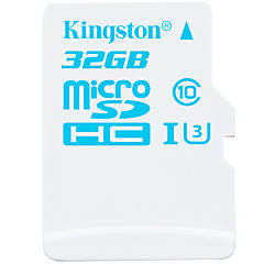 Kingston 32GB Micro SD Card TF Card memory card UHS-I U3 Class10 Action Camera