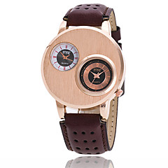 XU Women Fashion Dual Dial Watch
