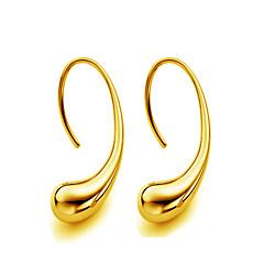 Oorknopjes Sieraden Goud Drop Goud Zilver Sieraden Voor Bruiloft Feest Dagelijks Causaal Sport 1 paar