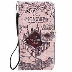 Til lg k10 k7 kuffertslot slot malet lanyard pu telefon taske til nexus 5x lss775 xpower