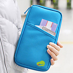 1 stuks Reisportemonnee Paspoorthouder & ID-houder Waterdicht Stofbestendig Draagbaar Multifunctioneel voor Opbergproducten voor op reis