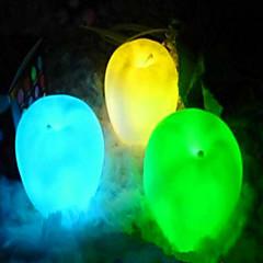 Simulation Apple Light Colorful Flash Color Gifts On Christmas Eve A Night Light Random Color