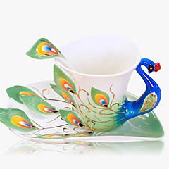 Dagelijks drinkgerei / Noviteit drinkgerei / Koffiebekers 1 Keramiek, -  Hoge kwaliteit
