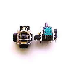 PS3 / PS3スリムコントローラ用の3Dアナログジョイスティックモジュール(2個)