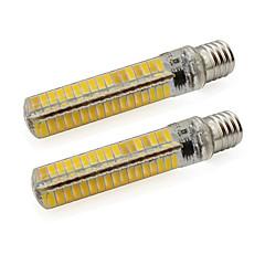 5W E17 LED Bi-Pin lamput Tuubi 136 SMD 5730 500 lm Lämmin valkoinen / Kylmä valkoinen V 2 kpl