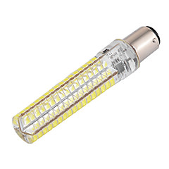 YWXLight® Dimmable BA15D 15W 136 SMD 5730 1200-1400LM Warm/Cool White AC 110/220V