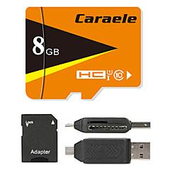 Caraele 8Gt Micro SD-kortti TF-kortti muistikortti UHS-I U1 Class10