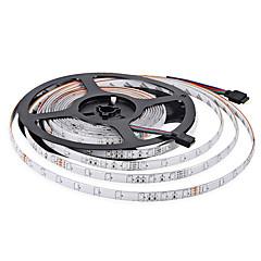 LED lys bar 3528 DC12V 60leds 5m / lot fleksibel led-lamper rgb 3528 førte lys bar vandtæt
