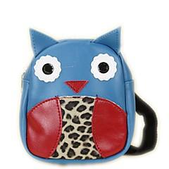Gato Perro Paquete de perro Mascotas Portadores Portátil Adorable Azul Tejido